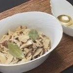 料理レシピ-【キノコのマリネ】|ナスラックKitchen