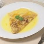 料理レシピ-【クレープのオレンジ風味】|ナスラックKitchen