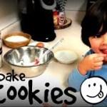 ☆マクレーキッチン☆ McClay Kitchen  episode1 cutout cookies!