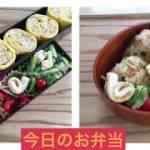 [今日のお弁当] 182 鶏そぼろライスロール 簡単アレンジ  OBENTO  わっぱ弁当