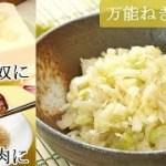 [レシピ動画]5分で完成!【万能 ねぎ塩ダレ】焼肉や冷奴!サラダ 何にでもよく合う♪知ってると便利!料理 レシピ 簡単