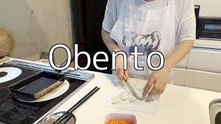 【お弁当】平日の朝から作るお弁当_ミートボールをアレンジ。