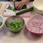 [時短]簡単楽々30分料理ハヤシライスとエビサラダ