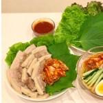 【韓国料理】低カロリーでヘルシーな「ポッサム(茹で豚)」の超簡単レシピ
