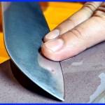 【研ぎ方】プロ料理人が包丁研ぎにこだわるとこうなります -後編-【包丁】【小刃】【糸刃】【両刃】【刃物】【GEARs】【Sharpening knife】【How to】