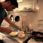 【一人暮らしの休日料理】筋トレ好き独身サラリーマンのお昼ご飯