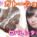 【料理動画】濃厚!ハート形にレース模様でかわいい♡ガトーショコラの作り方!【バレンタイン】