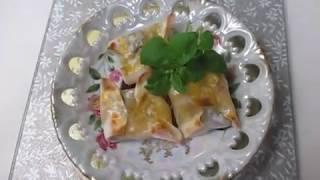 【自閉症マーくんママの簡単お料理教室】今回は餃子の皮を使ったスイートポテトパイを作ります!マーくんの作業内容が少しレベルアップ!