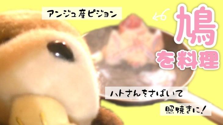 【プロが教える】鳩の料理【前編】