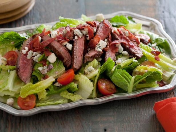 Blt Steak Salad Recipes Cooking Channel Recipe Bobby