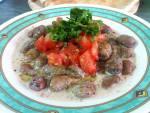 Broad Beans & Tahini Sauce