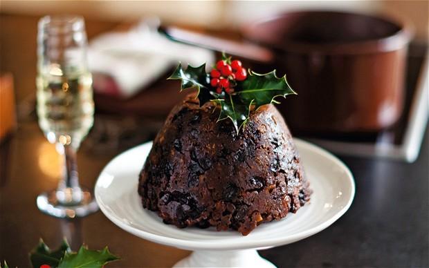 Christmas Pudding - Translators without Borders Cookbook