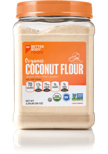 Better Body Foods - coconut Flour