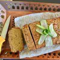 Paleo Zucchini Bread (Nut free)