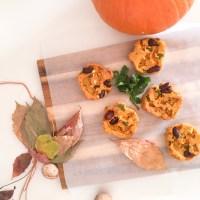 Muffiny dyniowe – wytrawne