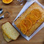 Citrus Ginger Pound Cake
