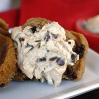 Cappuccino Muffins With Chocolate Chip Espresso Cream Cheese