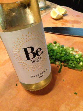 Be. Bright - Pinot Grigio 2011