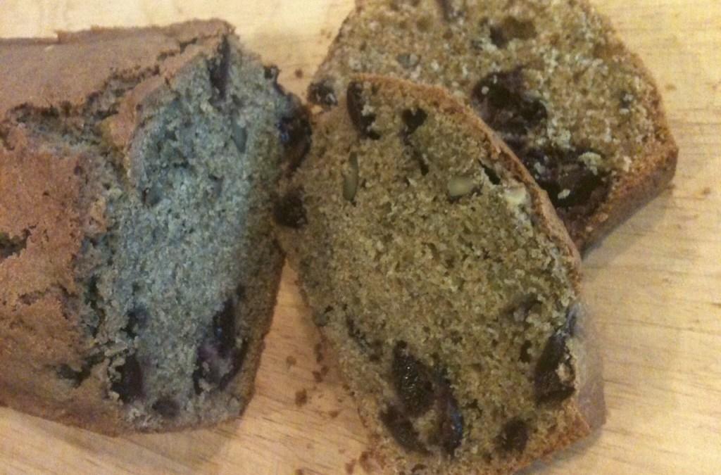 Black Cherry Bread