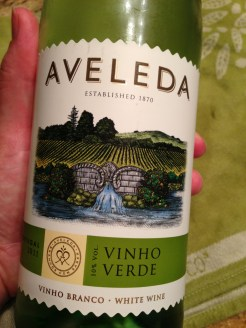 Aveleda Vino Verde - Great for summer!