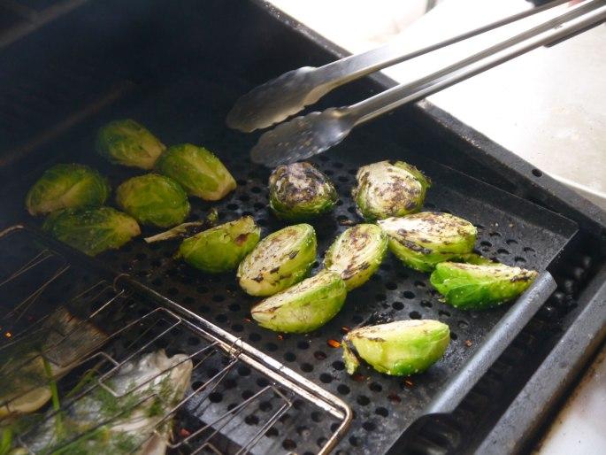Grilled Veggis