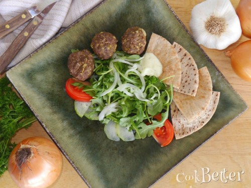 Easy Middle Eastern Meatballs Cook Better Than Most Restaurants