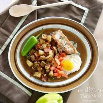 Simple Mexican Breakfast Potatoes