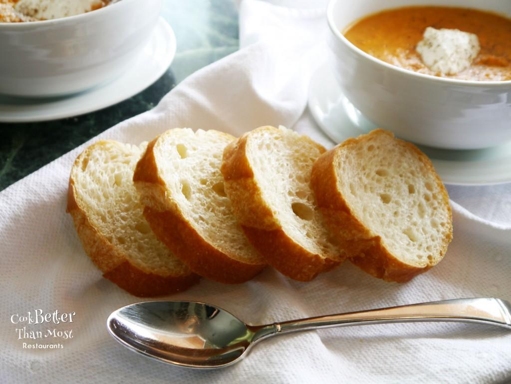 Creamy Tomato and Squash Soup