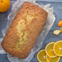 Coriander Orange Bread