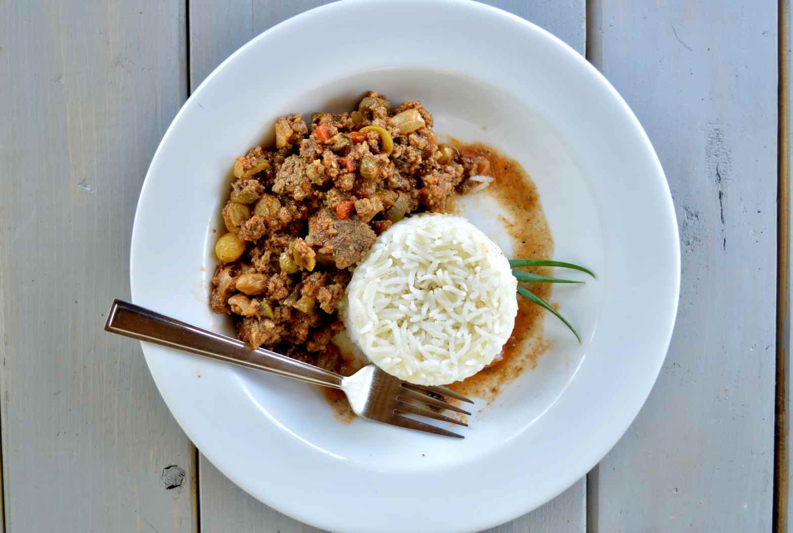 instant pot cuban picadillo