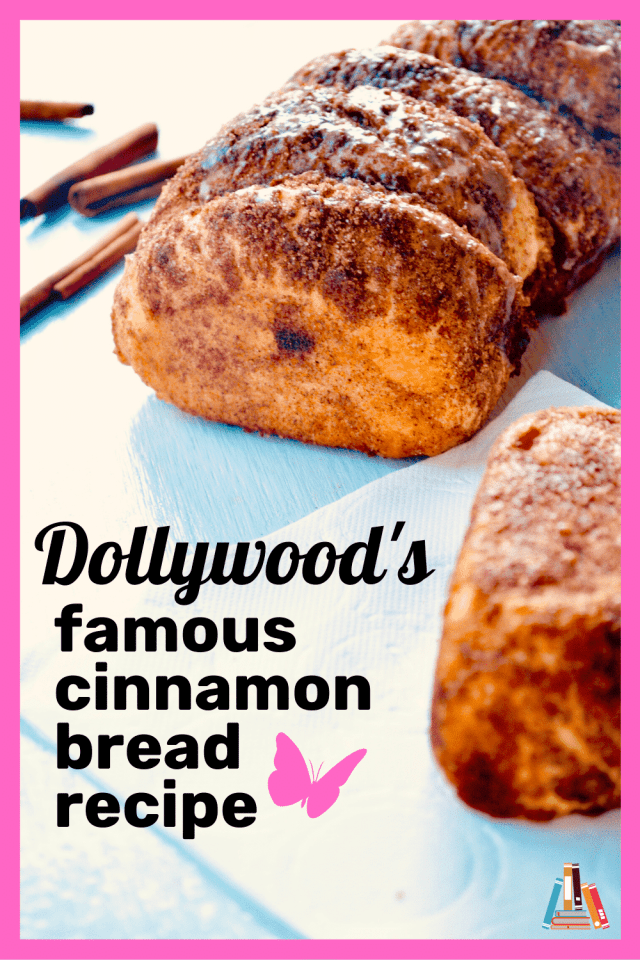 Dollywood S Famous Cinnamon Bread Recipe Cookbookies