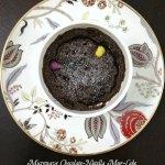 Microwave Chocolate Nutella Mug Cake Cook By Book