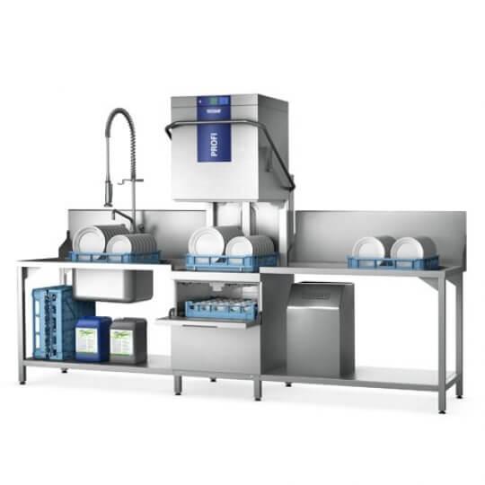 Hobart Two Level Dishwasher