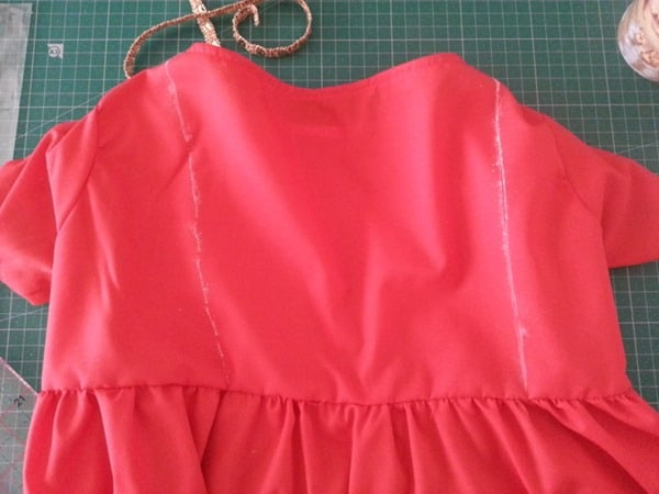 Sew a Queen of Hearts Dress (17)