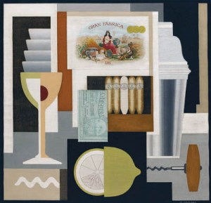 """Cocktail"" Gerald Murphy 1927"