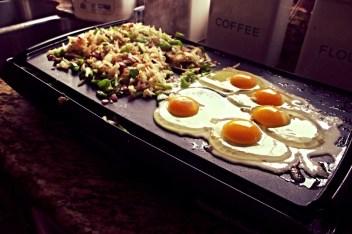 Breakfast Scramble.