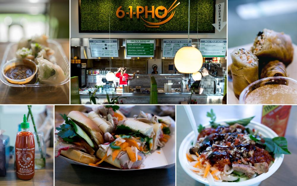 61Pho, located on High Street in Clintonville, has something for everyones palate.