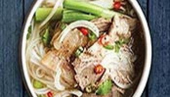 Soup swap comforting recipes to make and share by kathy gunst simply pho a complete course in preparing authentic vietnamese meals by helen le forumfinder Image collections