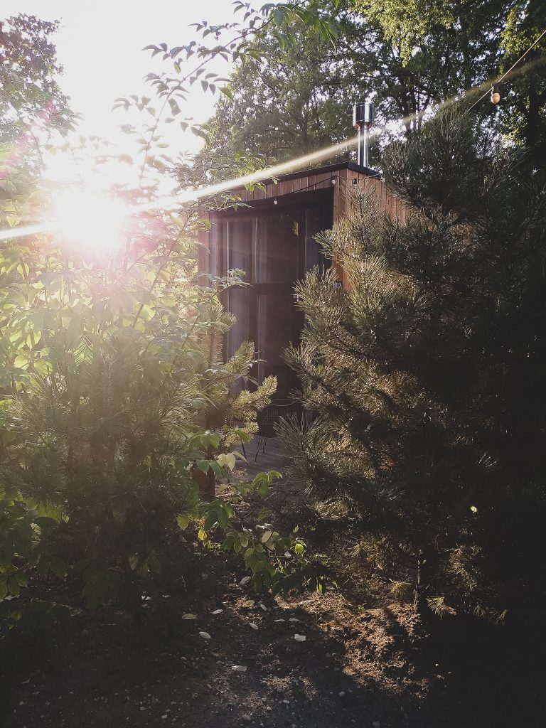 Tinyhouse Droomparken Maasduinen || cooked by Renske