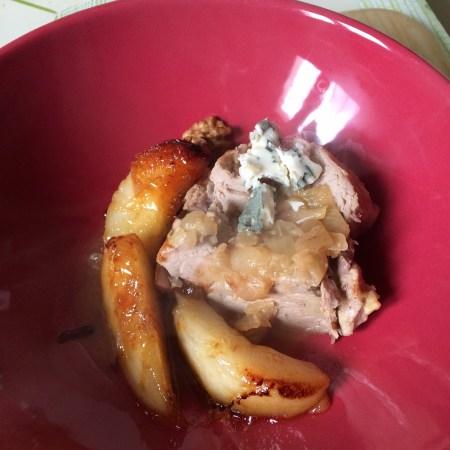 filet mignon roquefort