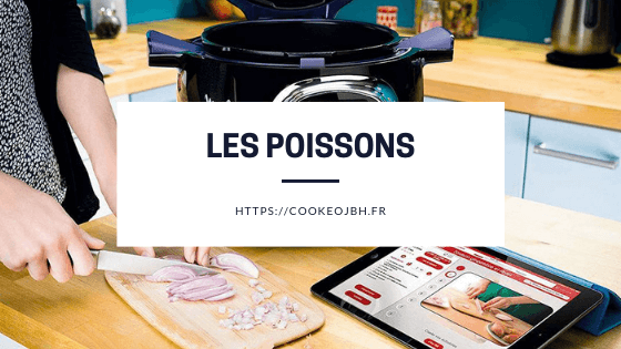 poisson cookeo
