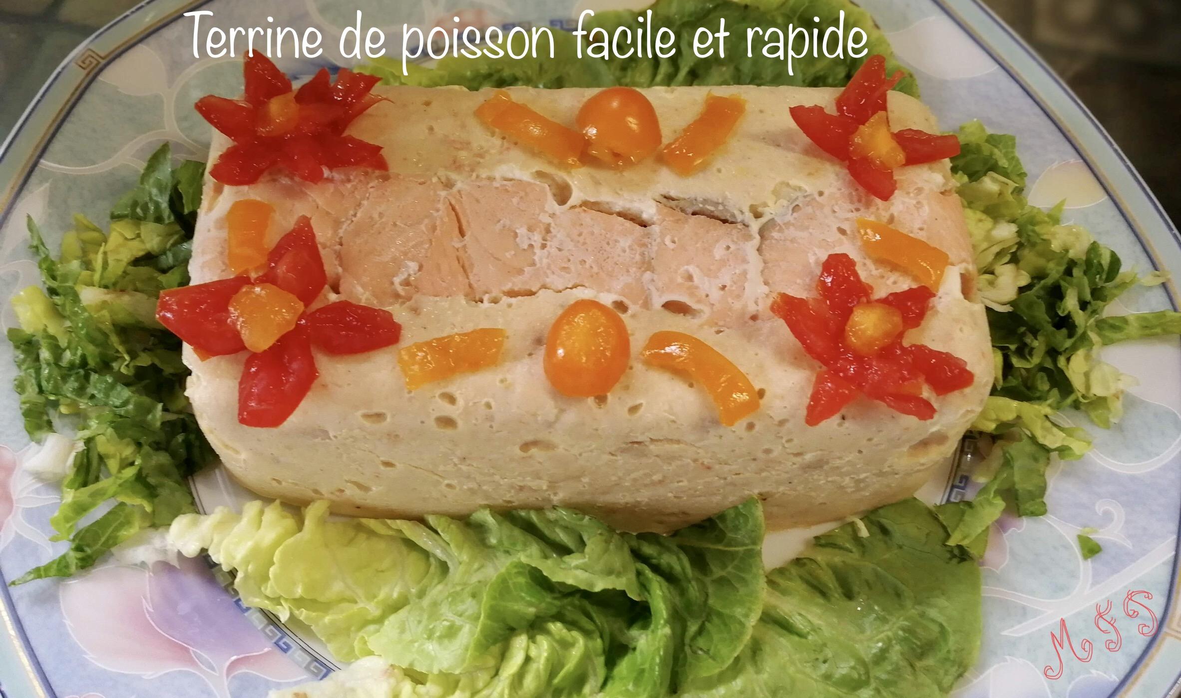 Terrine De Poisson Facile Et Rapide Recette Cookeo