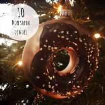 #DECO Petit aperçu de mon sapin de Noël gourmand... juste pour le plaisir :-)
