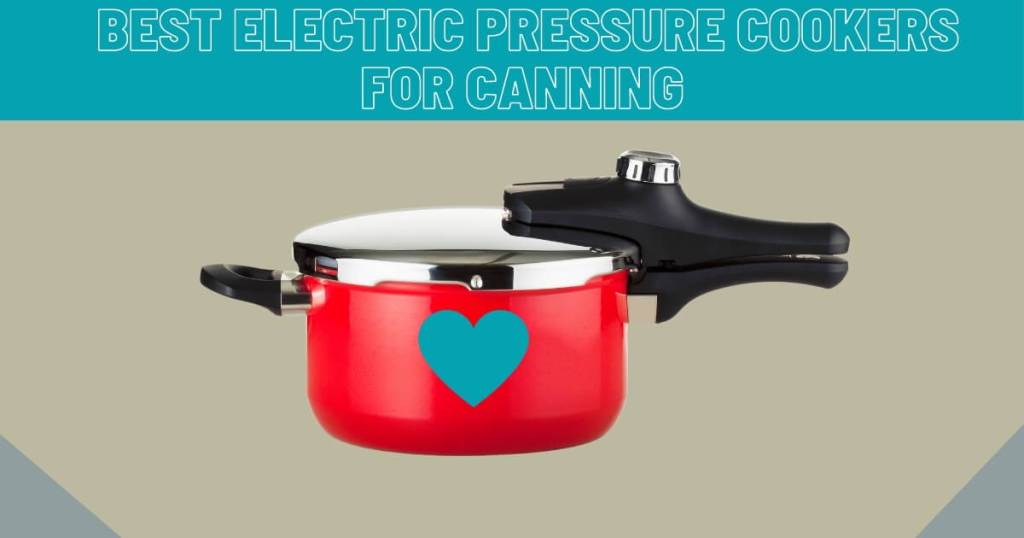Best Electric Pressure Cookers for Canning