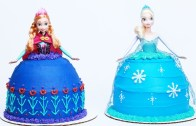 Frozen Princes Cake – Cooking Video.