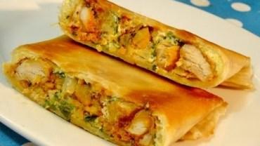 Chicken Baida Roti – Cooking Videos.