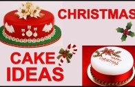 Christmas Cake Decorating Ideas – Cooking Videos.