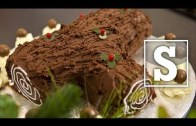 Christmas Yule Log Recipe – Cooking videos.