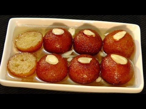Gulab Jamun – Cooking Videos.