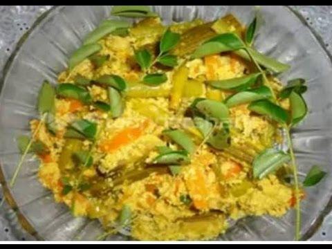 Kerala Avial – Cooking Recipe (Malayalam).